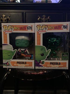 Dragonball Z Funko Pop Piccolo for Sale in Vallejo, CA
