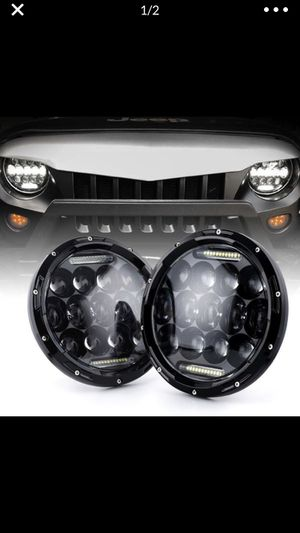 2018 JKU Combo Headlights Fog Lights Turn and Tail light set for Sale in Anaheim, CA
