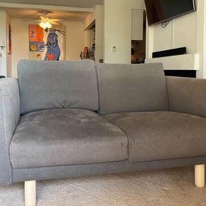 "Gray IKEA Sofa 60"" for Sale in Los Angeles, CA"