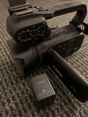 Canon xa10 for Sale in Palm Harbor, FL