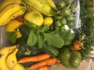 Fruit boxes delivered , organic &a local for Sale in Kailua-Kona, HI