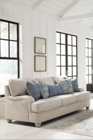 🍒 SPECİAL Best Offer   🍒  Traemore Linen Living Room Set | 27403 for Sale in Laurel, MD