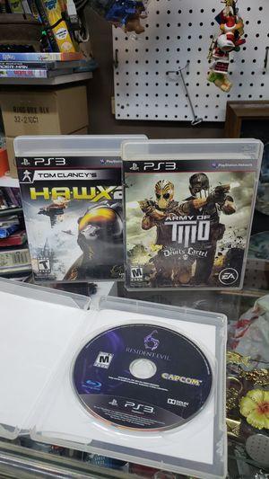 Playstation 3 juegos for Sale in Los Angeles, CA