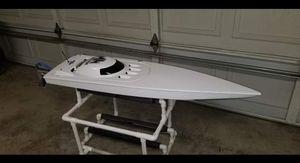 Remote controlled gas boat for Sale in Glendora, CA