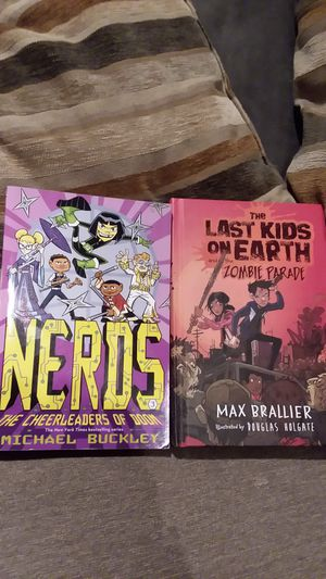 Last Kids on Earth and Nerds for Sale in Whittier, CA