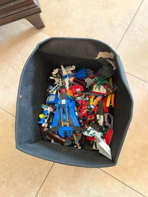 Full of LEGO for Sale in Fresno, CA