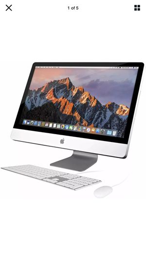 "iMac 27"" for Sale in Huntley, IL"