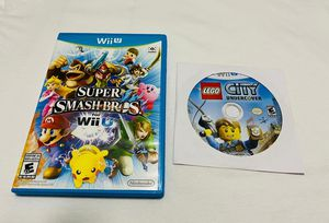 Nintendo Wii U Games for Sale in Miami, FL