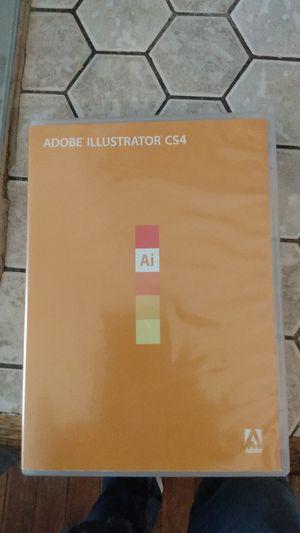 Adobe Illustrator CS4. for Sale in Dallas, TX