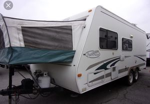Trail cruiser by trail lite sleeps 7 immaculate condition for Sale in Fort Lauderdale, FL