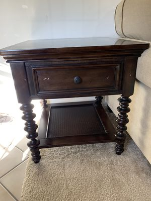 2 Wood End Tables $100 for Sale in Sterling Heights, MI