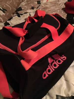 Neon Pink Adidas Duffle Bag for Sale in Lancaster, CA