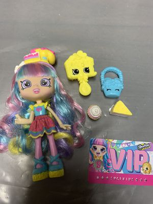 Shopkins shoppie Rainbow Kate for Sale in Clearwater, FL