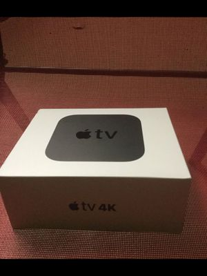 Apple TV brand new for Sale in South Miami, FL