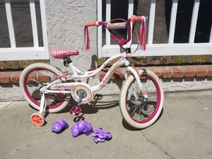 "Schwinn Girls' Mythic Unicorn Kids Bike, White, 18"" (Age 5+) for Sale in Harbor City, CA"