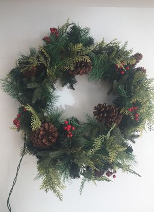 "Christmas wreath 18"" for Sale in Leavenworth, WA"