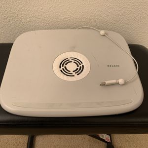 Belkin Laptop Cooling Pad   USB 2.0 Powered for Sale in Bakersfield, CA