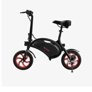 "Jetson Bolt Foldable Electric Ride Bicycle 250 Watt-36V 12"" Wheels - Black & Red for Sale in Arlington, VA"