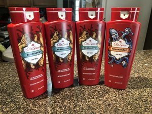 Old spice body wash for Sale in Seagoville, TX