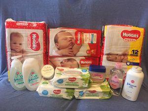 Huggies Baby Bundle for Sale in Royal Oak, MI