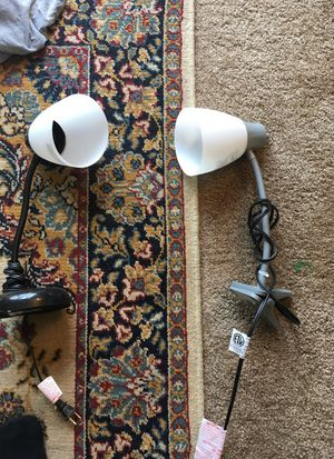 Desk lamps for Sale in Columbus, OH