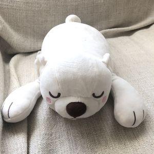 Polar bear plushie stuffed animal for Sale in Bassett, CA