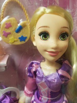 Disney Princess Layer 'n Style Rapunzel barbie barbies dolls character kid kids child children toys fun play girl girls for Sale in Covington, WA
