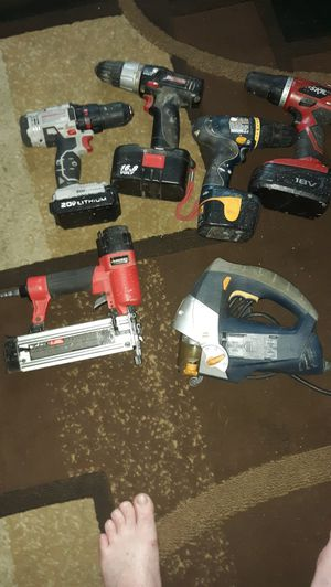 Power Hand tools for Sale in Columbus, OH