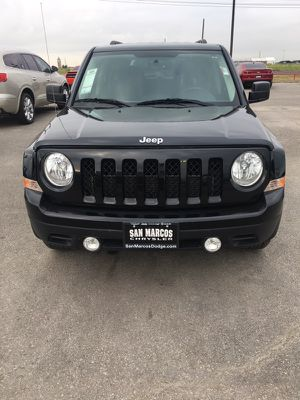 2016 Jeep Patriot Sport for Sale in San Marcos, TX