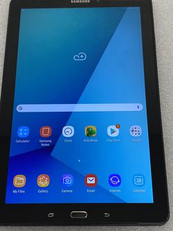 Samsung Galaxy Tab A SM-P580 WIFI 16GB BLACK for Sale in San Jose,  CA