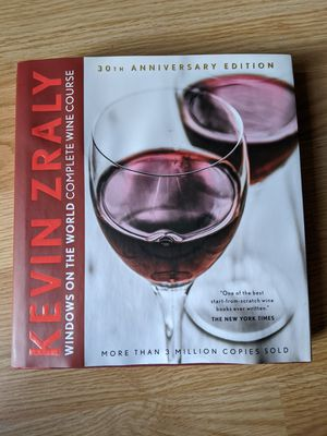 Wine book- Windows on the World- Complete Wine Course for Sale in Redondo Beach, CA