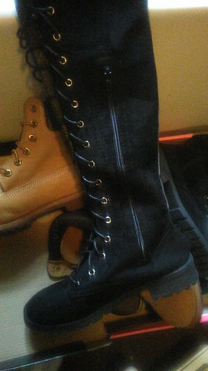 Thigh high boots/ new for Sale in Portland, OR