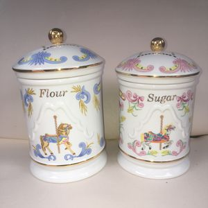 Lenox containers canisters kitchen for Sale in Bethlehem, PA