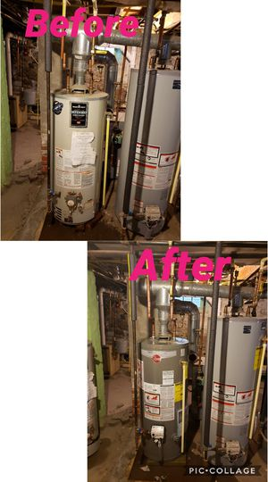 Replace hot water heater for Sale in Reading, MA