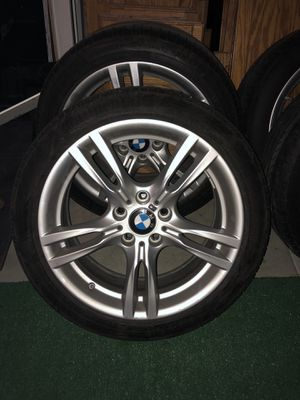 BMW rims&tires for Sale in Visalia, CA