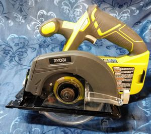 RYOBI 18-Volt ONE+ Cordless 6-1/2 in. Circular Saw (Tool Only) for Sale in Temple, GA