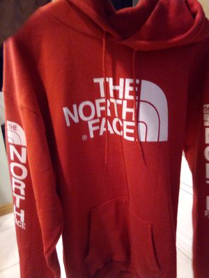 The North Face hoodie men's large in perfect condition for Sale in Denver, CO
