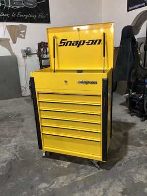 Snap on roll cart for Sale in Las Vegas, NV