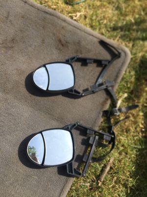 Extended mirrors for truck for Sale in Aberdeen, WA