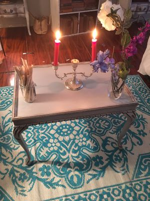 Shabby chic accent table for Sale in Clearwater, FL