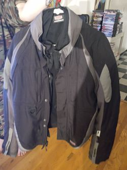 First Gear TPG armored motorcycle jacket for Sale in Portland,  OR