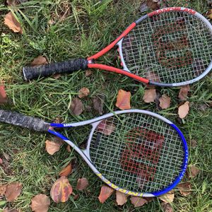 Set Of Wilson Tennis Rackets for Sale in San Diego, CA