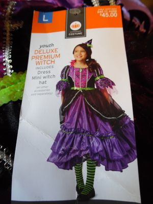 Deluxe premium which Halloween costume for Sale in San Diego, CA