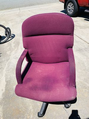 Free purple chair Krug brand(made in Canada ) for Sale in San Jose, CA