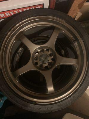 carbyne design wheels for Sale in Beaverton, OR