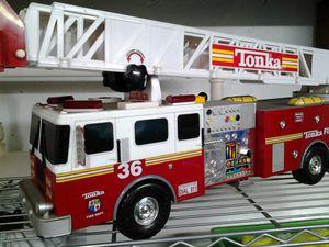 Tonka fire rescue 36 truck for Sale in Philadelphia, PA
