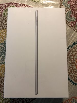 Apple ipad mini 5 (latest) silver 64GB Wifi only - price firm - sealed for Sale in Pflugerville, TX