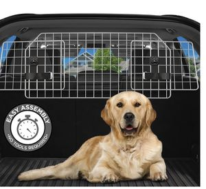 Dog Cat barrier Guard Adjustable Wire Mesh Pet Divider for Cars SUVs Vans Vehicles for Sale in Los Angeles, CA