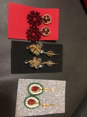 Handmade earrings for Sale in Laveen Village, AZ