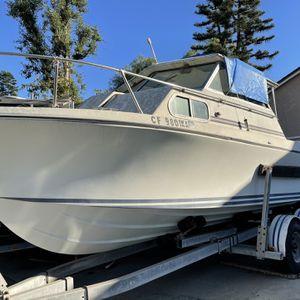 1980 Glasply 23' Fishing Boat for Sale in Costa Mesa, CA